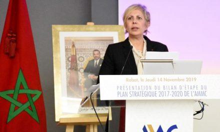 L'AMMC PRÉSENTE LE BILAN DE SON PLAN STRATÉGIQUE  2017-2020