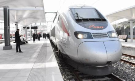 LE TGV A TRANSPORTÉ A 2,5 MILLIONS DE VOYAGEURS À FIN OCTOBRE 2019