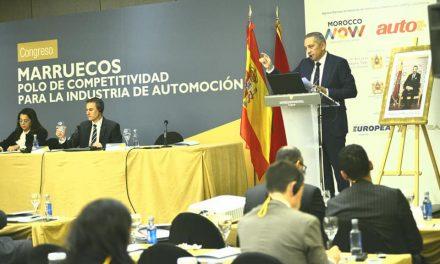 M. ELALAMY: L'INDUSTRIE AUTOMOBILE EST DEVENUE LE 1ER SECTEUR EXPORTATEUR DU MAROC