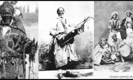 L'ART GNAOUA BIENTÔT PATRIMOINE DE L'UNESCO