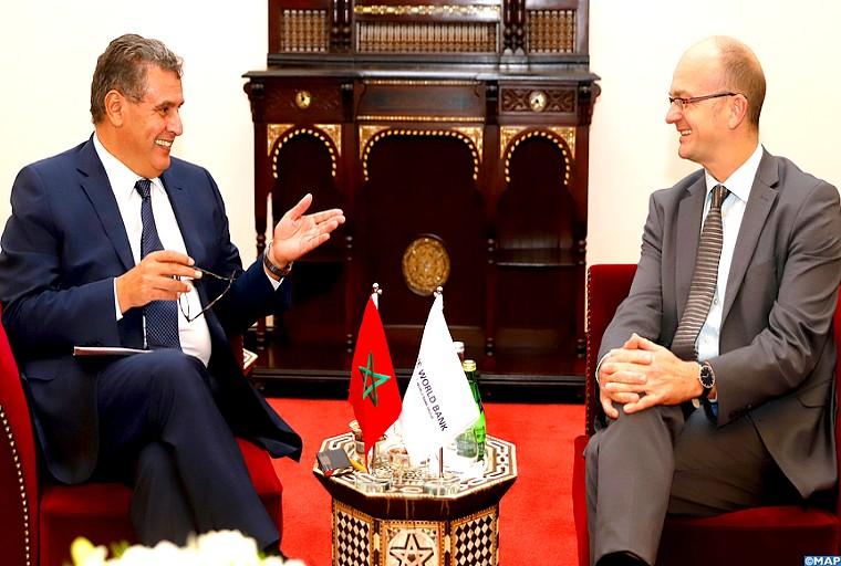 Le Maroc compte sur l'appui de la Banque Mondiale au sein de sa politique agricole