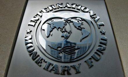LE FMI PRÉVOIT UNE CROISSANCE DE 20,8 %