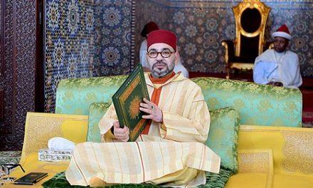 AID AL-MAWLID: LE ROI MOHAMMED VI PRÉSIDE UNE VEILLÉE RELIGIEUSE À MARRAKECH CE SAMEDI