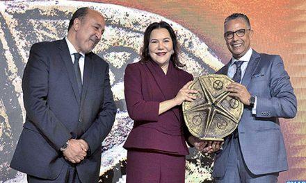 """SAR la Princesse Lalla Hasnaa préside la cérémonie de remise des trophées Lalla Hasnaa du """"littoral durable"""" 2019"""