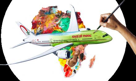 ROYAL AIR MAROC , TRANSPORTATEUR OFICIEL DE LA BIENNALE AFRICAINE DE LA PHOTOGRAPHIE DE BAMAKO