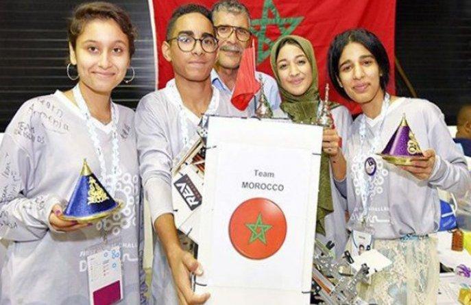 Un Grand Bravo pour la Robotique Marocaine