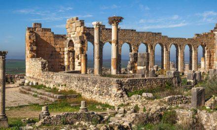 MAROC: LES SITES ARCHÉOLOGIQUES APPORTENT PLUS DE 100 MILLONES DE DIRHAMS