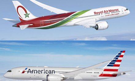 VERS UN PARTAGE DE CODES ROYAL AIR MAROC-AMERICAN AIRLINES