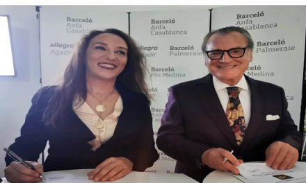 LE GROUPE BARCELÓ ET MOROCCAN TRAVEL MANAGEMENT DMC CLUB SIGNENT UN PARTENARIAT