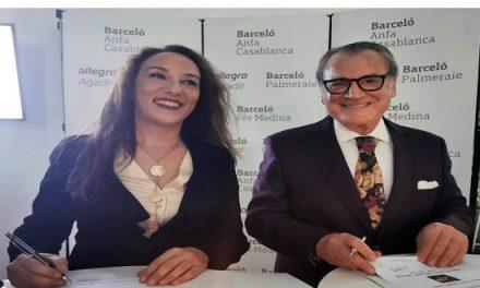 LE GROUPE BARCELÓ ET MOROCCAN TRAVEL MANAGEMENT DMC CLUB SIGNENT UN PARTENARIAT