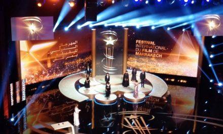 COUP D'ENVOI DU 18 ÈME ÉDITION FESTIVAL  INTERNATIONAL DU FILM DE MARRAKECH