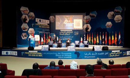 Coup d'envoi du 1er Forum international des gens de mer