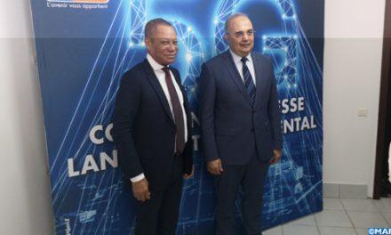 Gabon Telecom, filiale du groupe Maroc Telecom, lance un champ d'expérimentation de la 5G à Libreville