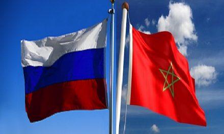 Les échanges Maroc-Russie s'intensifient