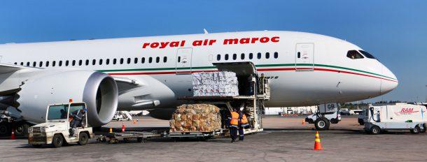 """Royal Air Maroc lance pour l'hiver le programme """"Tout Cargo"""""""