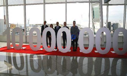 tout un Record: L'Aéroport Mohammed V célèbre son 10 millionième passager
