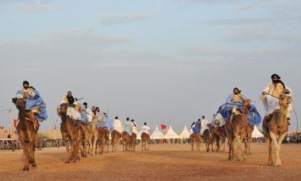 Présence arabe remarquée au 2ème festival international des nomades à Touizgui