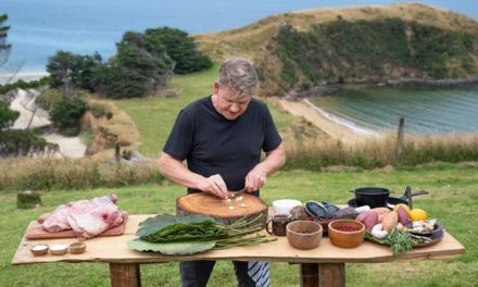 Gordon Ramsay fait découvrir au monde la cuisine marocaine