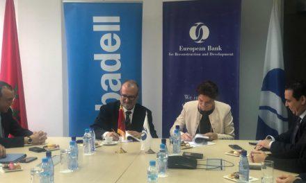 LA BERD ACCORDE 15 MILLIONS D'EUROS À BANCO SABADELL EN FAVEUR DES PME DU MAROC