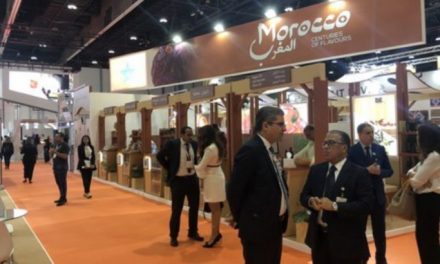 LE MAROC EXPOSE SES PRODUITS DU TERROIR AU SALON INTERNATIONAL DE L'ALIMENTATION SIAL Middle East 2019