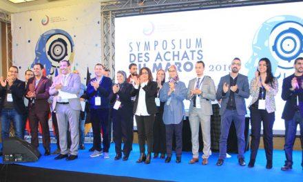 Clôture à Casablanca du Symposium des Achats du Maroc 2019