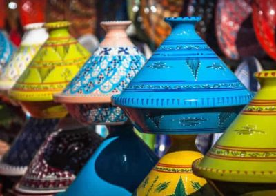 Le tajine, un plat familial dans la cuisine marocaine