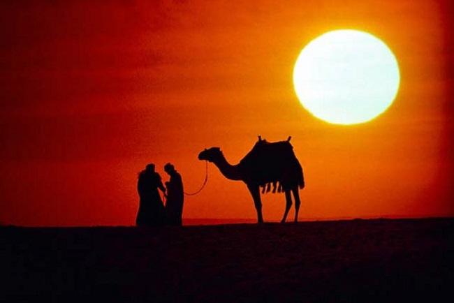 Les plus beaux couchers de soleil au Maroc 14