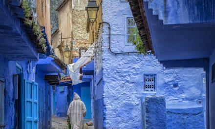 Chefchaouen, classée parmi les plus belles villes du monde