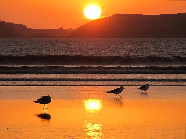 Les plus beaux couchers de soleil au Maroc 12
