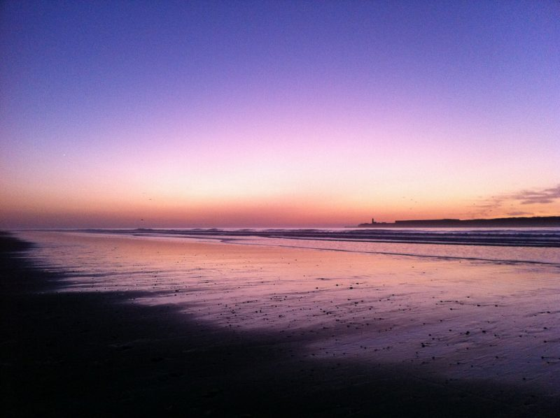 Les plus beaux couchers de soleil au Maroc 9
