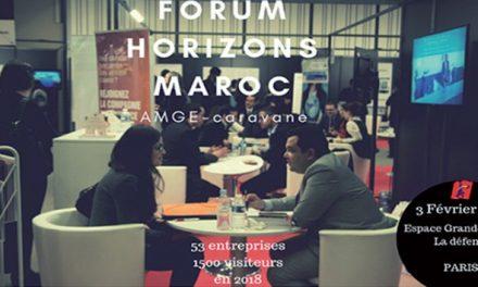 LA 24ème édition DE FORUM  Horizons Maroc dédiée à l'Afrique REVIENT EN FÉVRIER à PARIS