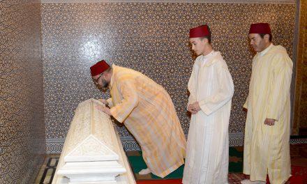 21ème anniversaire de la disparition de Feu SM Hassan II: Un hommage à la mémoire d'un Roi hors pair