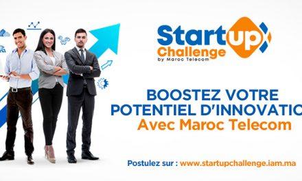 """Maroc Telecom lance le programme """"Startup Challenge"""" dédié à l'innovation technologique"""