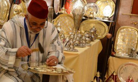 Plus de 500.000 visiteurs SERONT ATTENDUS durant la 6ème semaine nationale de l'artisanat À MARRAKECH