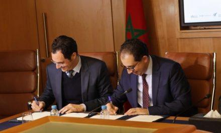 Délais de paiement: la CGEM et Inforisk signent une convention de partenariat