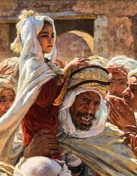 """la toile d'Etienne Dinet """"Le fils d'un Saint Mrabeth"""" bat le record d'enchères au Maroc 7"""