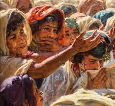 """la toile d'Etienne Dinet """"Le fils d'un Saint Mrabeth"""" bat le record d'enchères au Maroc 5"""