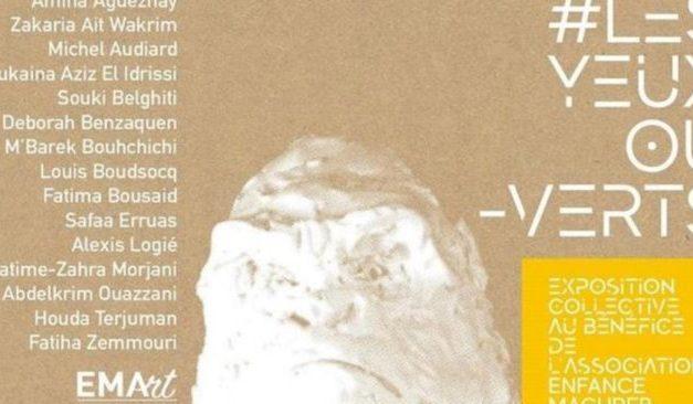 """""""Les YeuxOuVerts"""", une exposition d'art sur la transition écologique"""