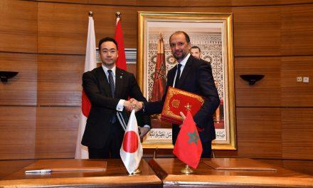 Signature à Rabat d'accords de coopération en marge de la 5ème Commission mixte