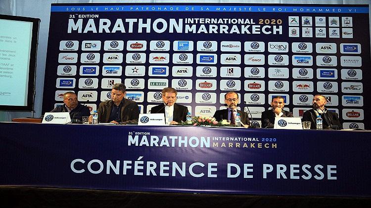 Plus de 13.000 participants attendus au 31è marathon international de marrakech