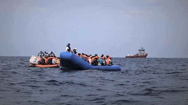 MIGRATION: Près de 100 migrants secourus par l'« Ocean Viking »