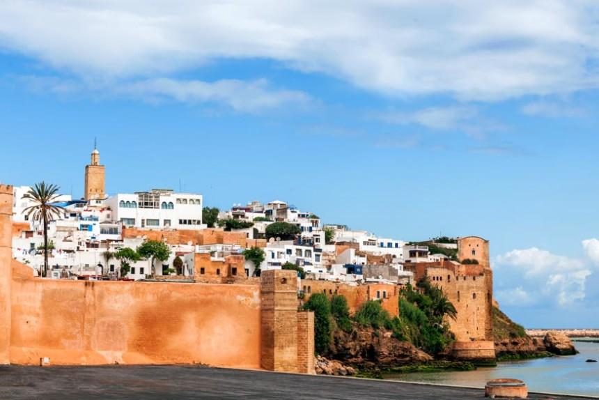 Rabat Dans Top 50 Villes Plus Instagrammables Dans Le Monde