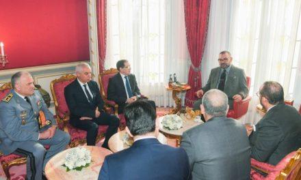 Coronavirus : Le Roi Mohammed VI DONNE DES INSTRUCTIONS POUR le rapatriement des Marocains de Chine