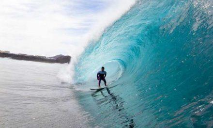 TAGHAZOUT ACCUEILLE LE  PREMIER CHAMPIONNAT DE SURF PRO