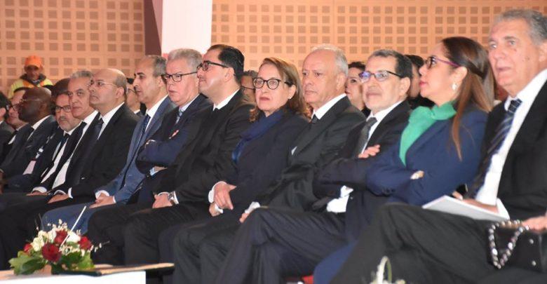PLUSIEURS CONVENTIONS SIGNÉES DURANT LA Célébration de la 34ème Journée nationale de l'architecte A TANGER
