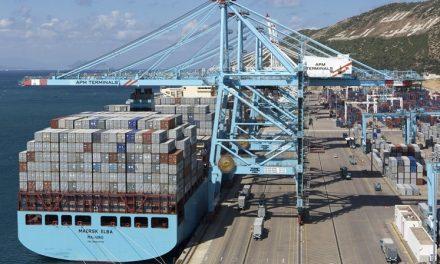 TANGER MED:hausse de 38 % du trafic conteneurs du port de Tanger
