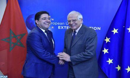 Josep Borrell salue la stabilité du Maroc et ses réformes