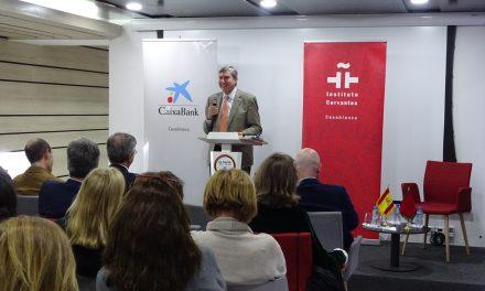 CaixaBank et l'Institut Cervantes pour un débat sur l'éthique dans les entreprises