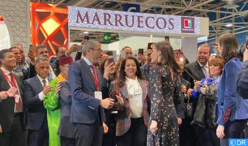 fitur: maroc participe a la La 40ème édition du FITUR de Madrid