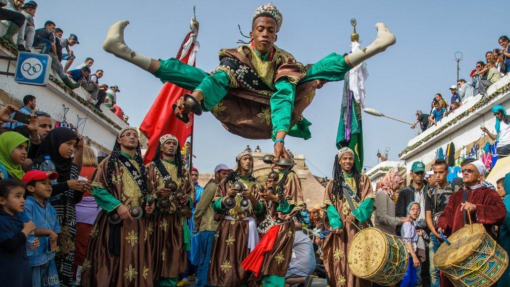 """Tourisme en Afrique: """"profitons du réveil du géant endormi"""" 7"""